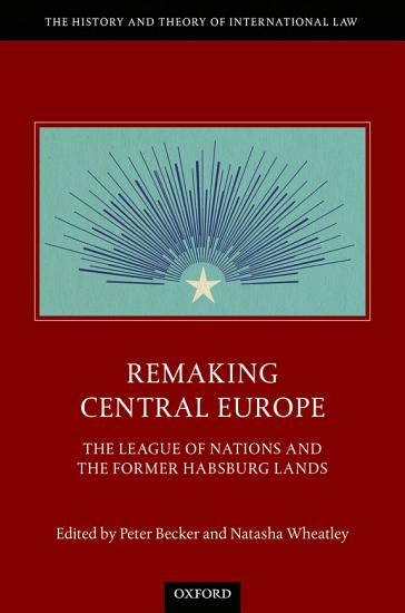 Remaking Central Europe PDF