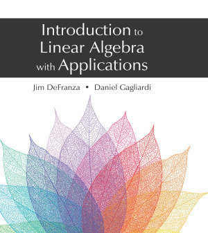 Introduction To Linear Algebra With Applications