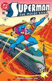 Superman: The Man of Steel (1991-) #81