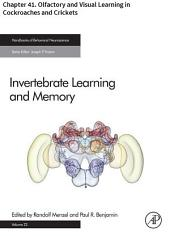 Invertebrate Learning and Memory: Chapter 41. Olfactory and Visual Learning in Cockroaches and Crickets