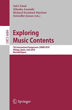 Exploring Music Contents PDF