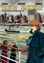 Victor Sackville – tome 15 – Le Magicien de Brooklyn