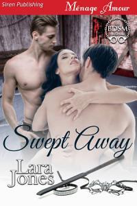 Swept Away Book