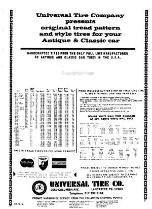 Horseless Carriage Gazette