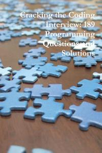 Cracking the Coding Interview  189 Programming Questions and Solutions Book