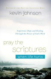 Pray the Scriptures When Life Hurts: Experience Hope and Healing Through the Power of God's Word