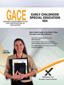 Gace Early Childhood Special Education 004