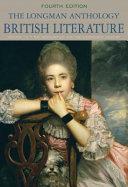 The Longman Anthology of British Literature PDF