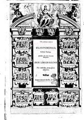 Francisci de Mendoça Olisiponensis, è Societate Iesu ... Commentariorum in 4. libros Regum tomus primus [-tertius]. Suis indicibus pernecessariis insignitus: Volume 1