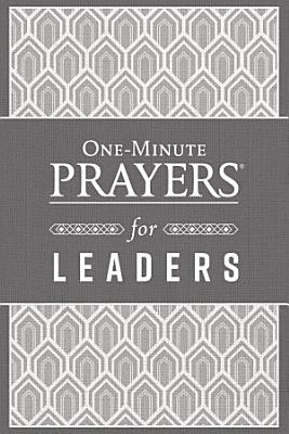 One Minute Prayers   for Leaders