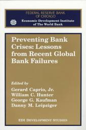 Preventing Bank Crises: Lessons from Recent Global Bank Failures : Proceedings of a Conference Co-sponsored by the Federal Reserve Bank of Chicago and the Economic Development Institute of the World Bank, Page 944