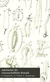 Jahrbücher für wissenschaftliche Botanik: Band 1