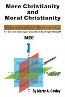 Mere Christianity and Moral Christianity PDF