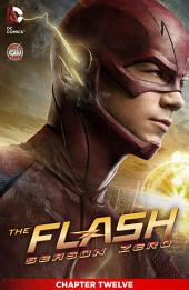 The Flash: Season Zero (2014-) #12