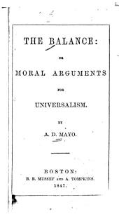 The Balance: Or Moral Arguments for Universalism