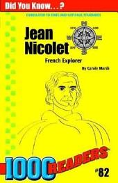 Jean Nicolet: French Explorer
