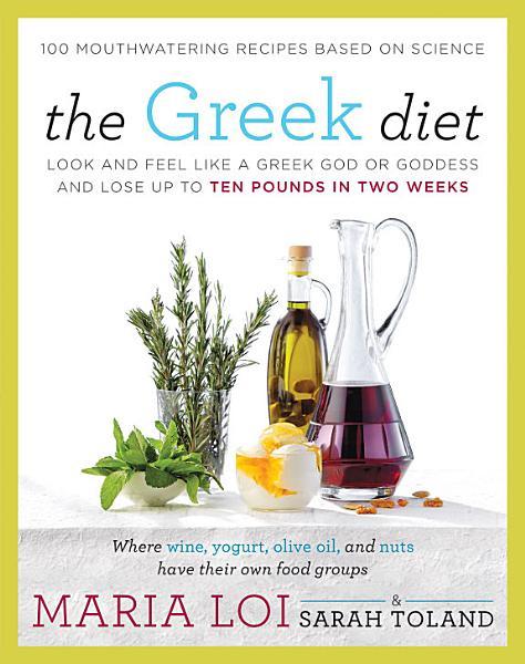 Download The Greek Diet Book