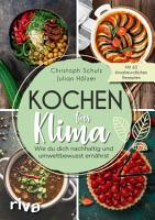 Kochen f  rs Klima PDF