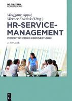 HR Servicemanagement PDF