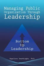 Managing Public Organization Through Leadership