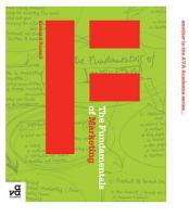 The Fundamentals of Marketing PDF