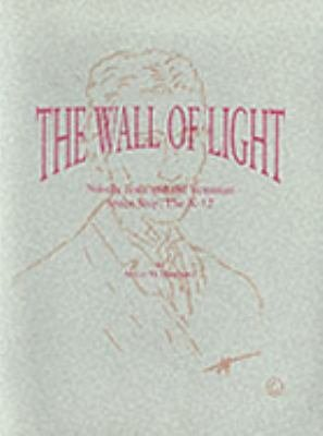 The Wall of Light PDF