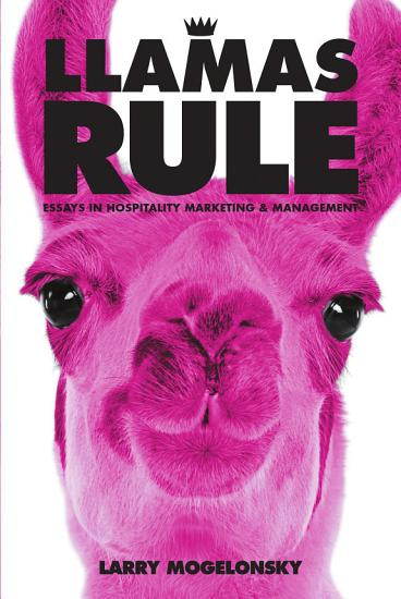Llamas Rule PDF