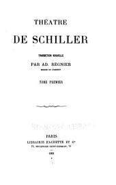 Œuvres de Schiller ...: Volume2