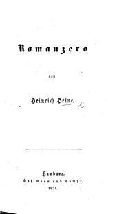 Romanzero