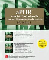 aPHR Associate Professional in Human Resources Certification Bundle PDF