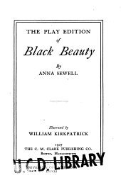 Black Beauty: The Play Edition