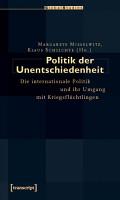 Politik der Unentschiedenheit PDF