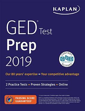 GED Test Prep 2019 PDF