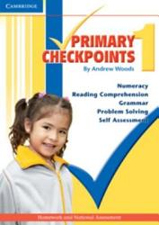 Cambridge Primary Checkpoints Preparing For National Assessment 1 Book PDF