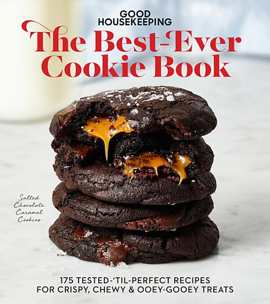 Download Good Housekeeping the Best Ever Cookie Book Book