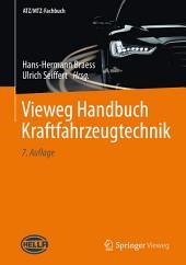 Vieweg Handbuch Kraftfahrzeugtechnik: Ausgabe 7