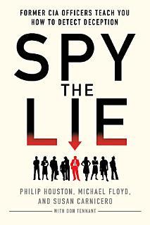 Spy the Lie Book