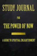 Study Journal for The Power of Now