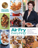 Air Fry Everything  Book
