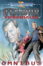 William Shatner Presents: The Tekwar Chronicles- Omnibus, Volume 1, Issue 1