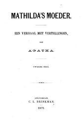 Mathilda's moeder: een verhaal met vertellingen, Volume 2