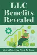 LLC Benefits Revealed PDF
