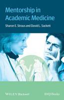 Mentorship in Academic Medicine PDF