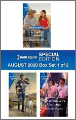 Harlequin Special Edition August 2020 - Box Set 1 of 2