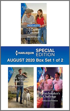 Harlequin Special Edition August 2020   Box Set 1 of 2 PDF