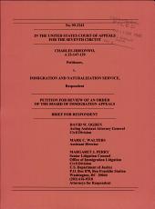 Jideonwo V. Immigration and Naturalization Service