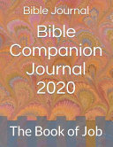 Bible Companion Journal 2020 PDF