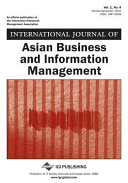 International Journal of Asian Business and Information Management PDF