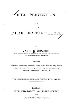 Fire Prevention and Fire Extinction PDF