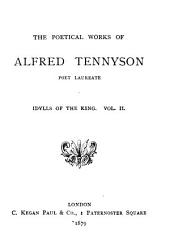 The poetical works of Alfred Tennyson. [Vol.8,9 are of the 1878 ed. With] The dramatic works [&c.].